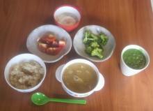 日常 ときどき スピリチュアル-定番朝食