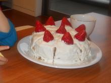 日常 ときどき スピリチュアル-ケーキ